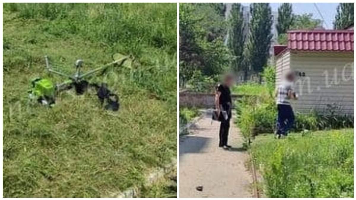 В Енергодарі сталася бійка зі стріляниною через газонокосарку