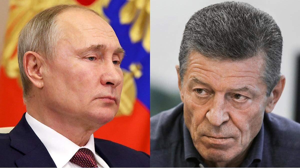 Інформаційні спецоперації, – Гармаш про статті Путіна та Козака