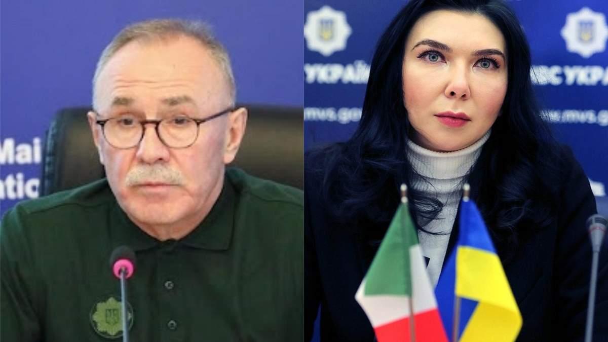 Кабмин уволил двух экс-заместителей Авакова