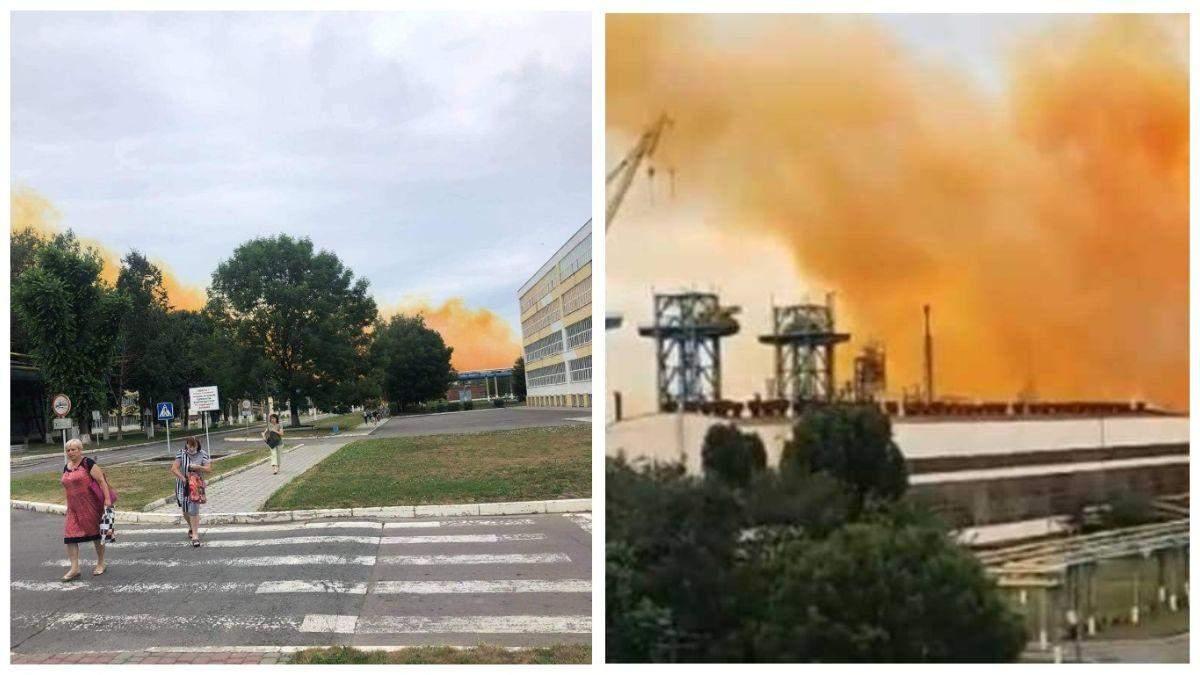 Взрыв на Ровноазоте в Ровно 20 июля 2021: все, что известно, какие последствия