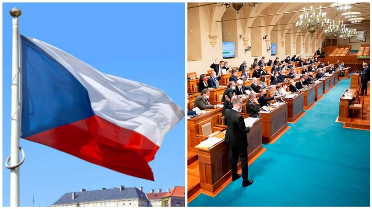 У Чехії в конституції закріплять право на захист життя зі зброєю
