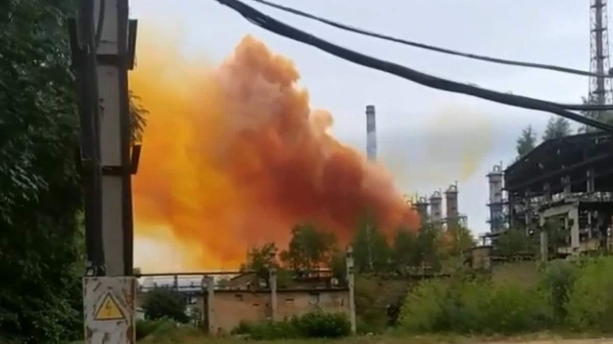 Ривнеазот могло скрыть взрыв на заводе – Малеванный