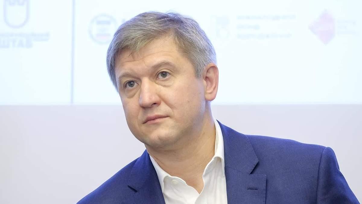 Данилюк: Банкова активно просуває на посаду голови БЕБ підконтрольного їй нинішнього голову ДФС