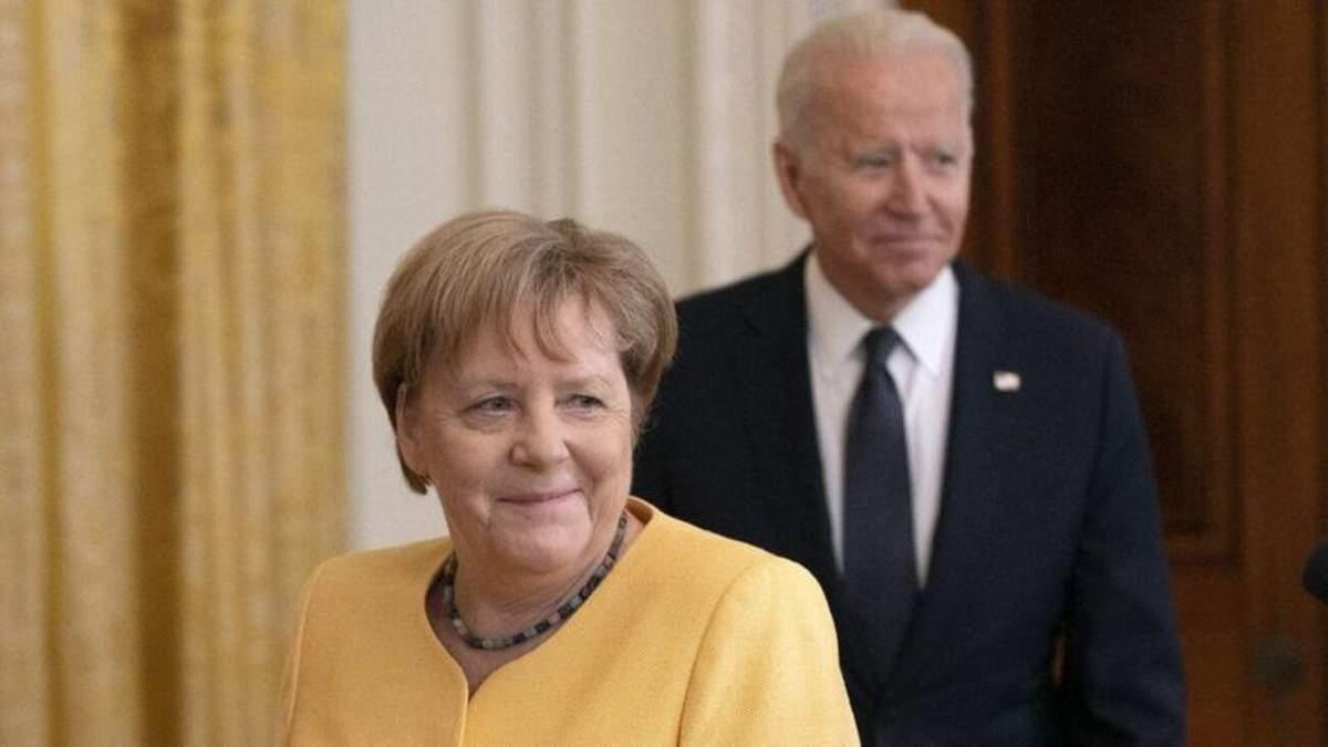 США и Германия договорились по поводу Северного потока-2