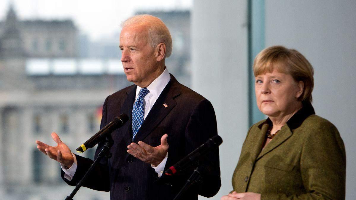 Германия показала текст соглашения с США по Северного потока-2