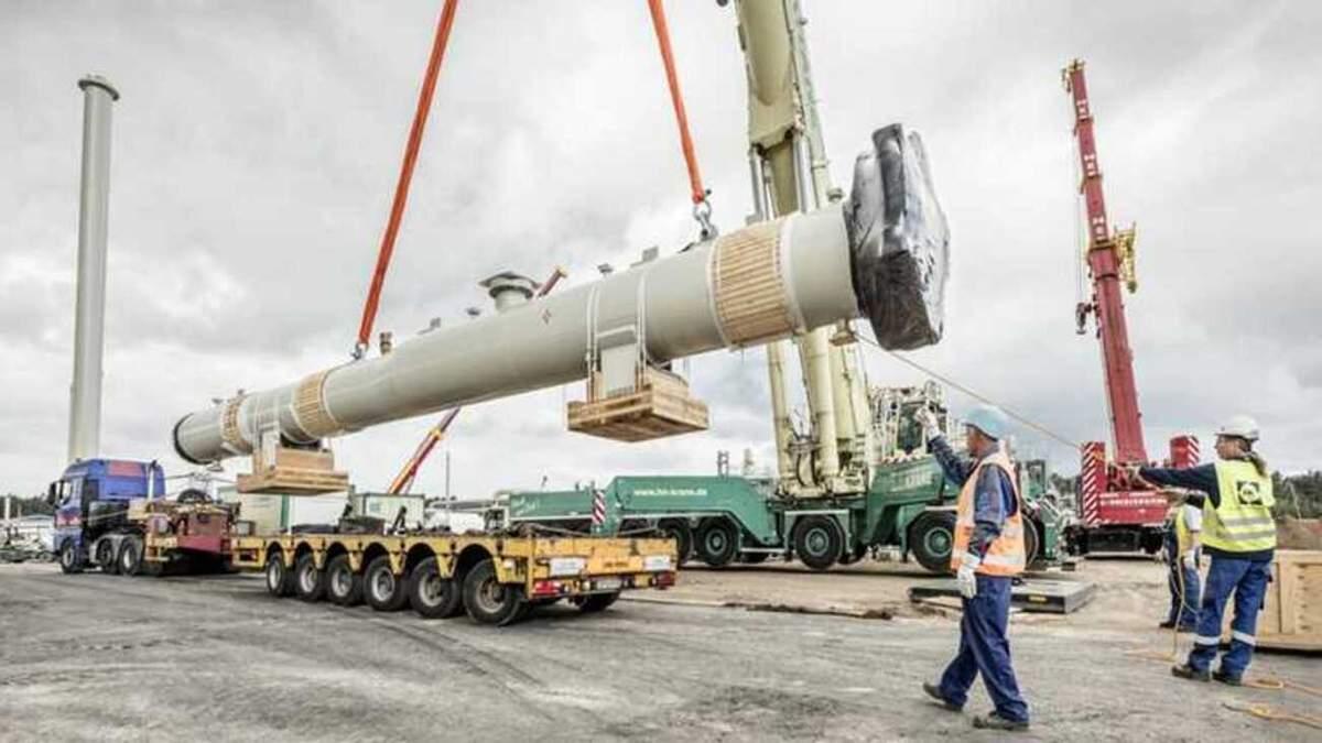Украина и Польша будут противодействовать запуску Северного потока-2