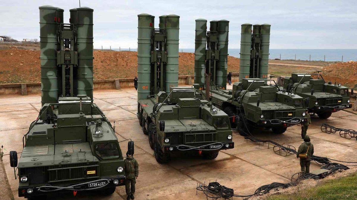 США погрожують Туреччині санкціями, якщо та купуватиме російську зброю