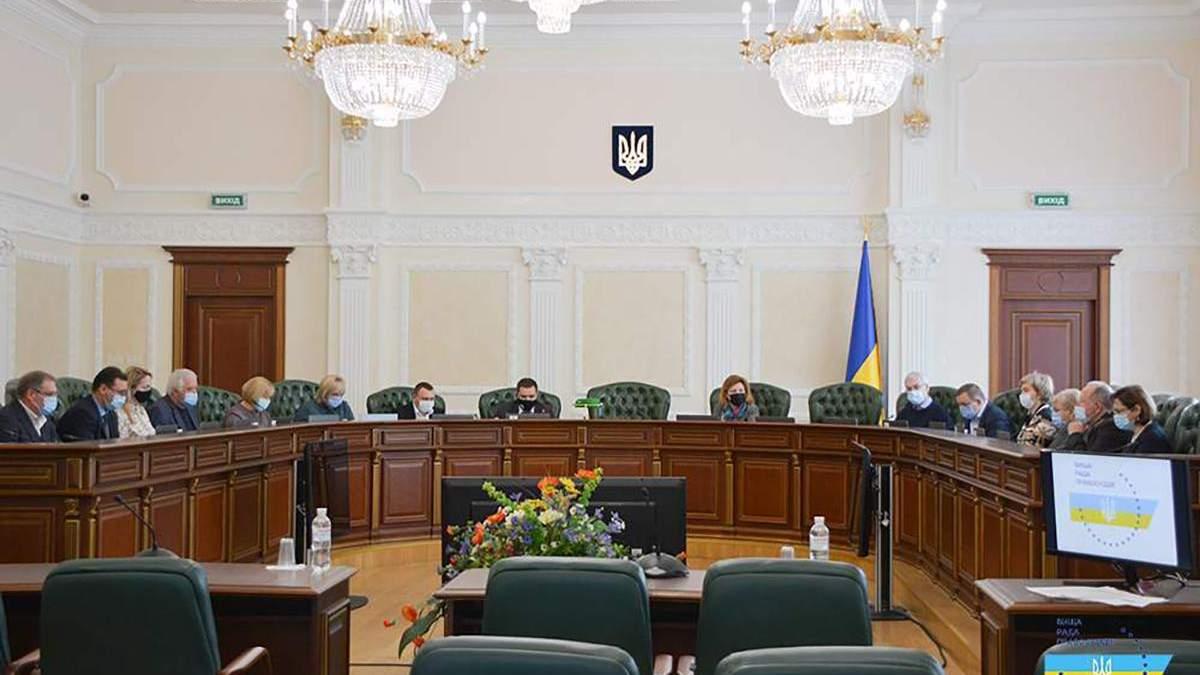 Удар по корумпованій системі: Україна очищає судову владу