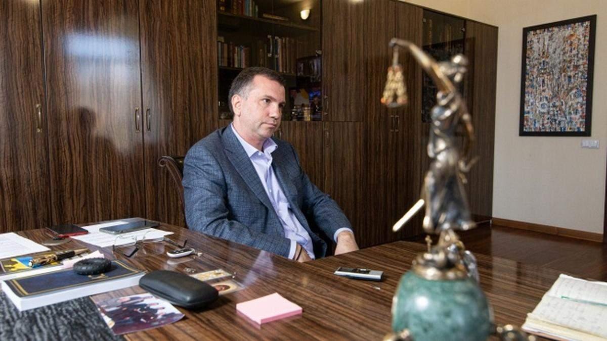 Суддя Вовк отримав у червні зарплату в майже 350 тисяч гривень