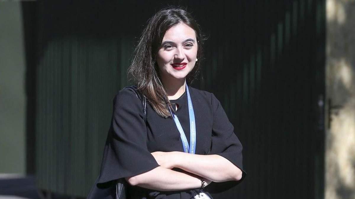 Мендель объяснила почему ведет программу на канале Ахметова