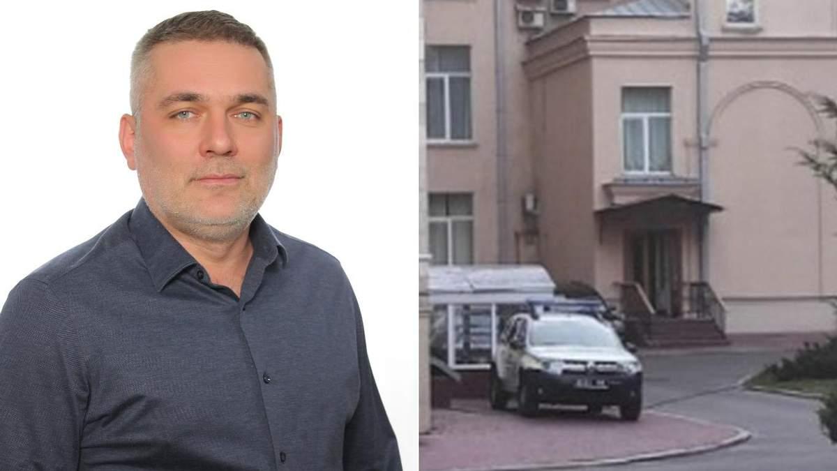 В Харькове задержали заместителя председателя облсовета на взятке