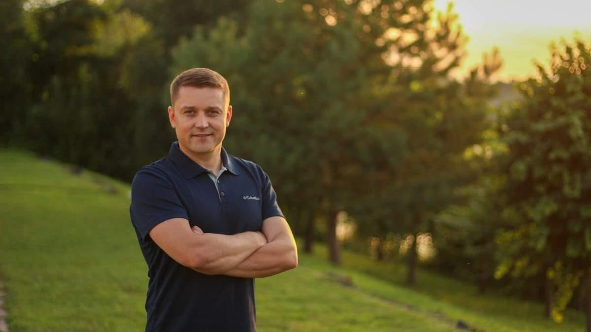 Мэр Ровно Александр Третьяк попал в сексистский скандал