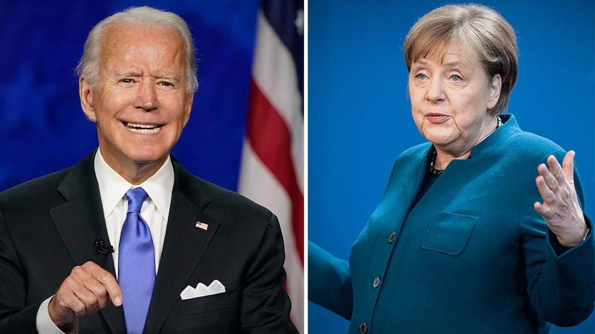 В Кабмине объяснили, что не так с соглашением Меркель – Байдена