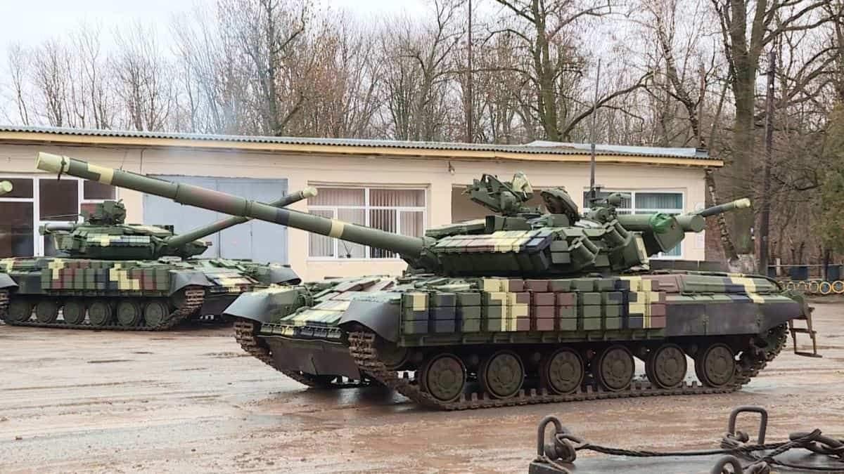 Козацька булава-2021: танкові снаряди полетіли в село