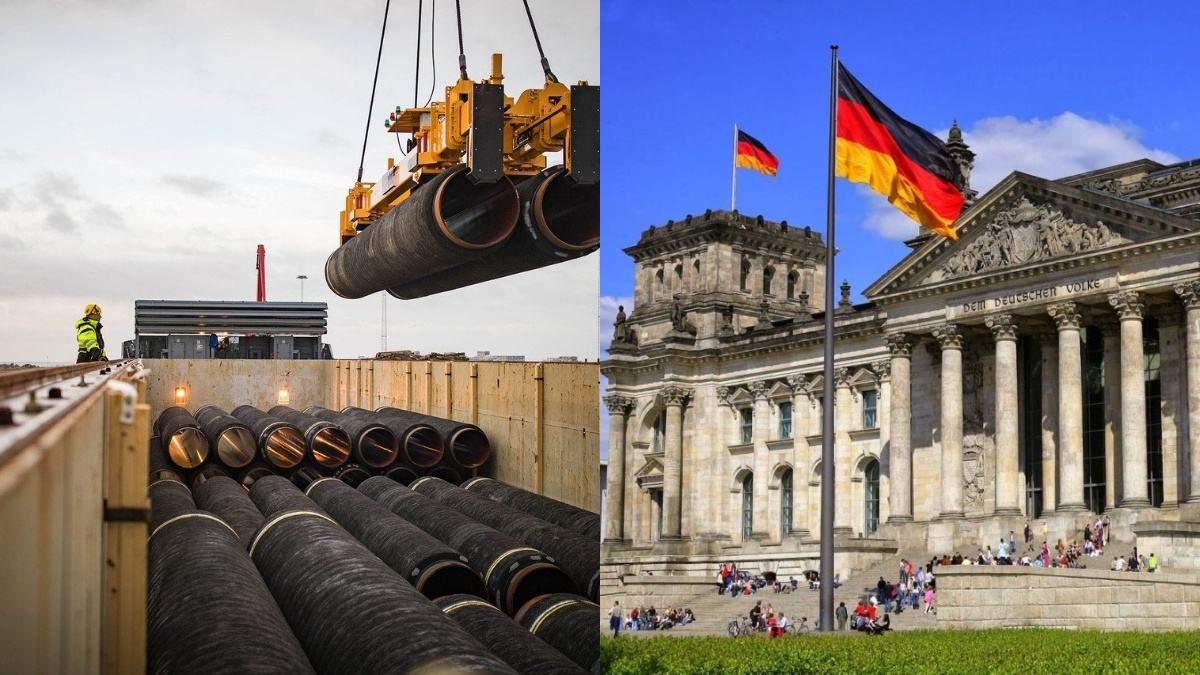 Угода про Північний потік-2: реакція кандидатів у канцлери Німеччини