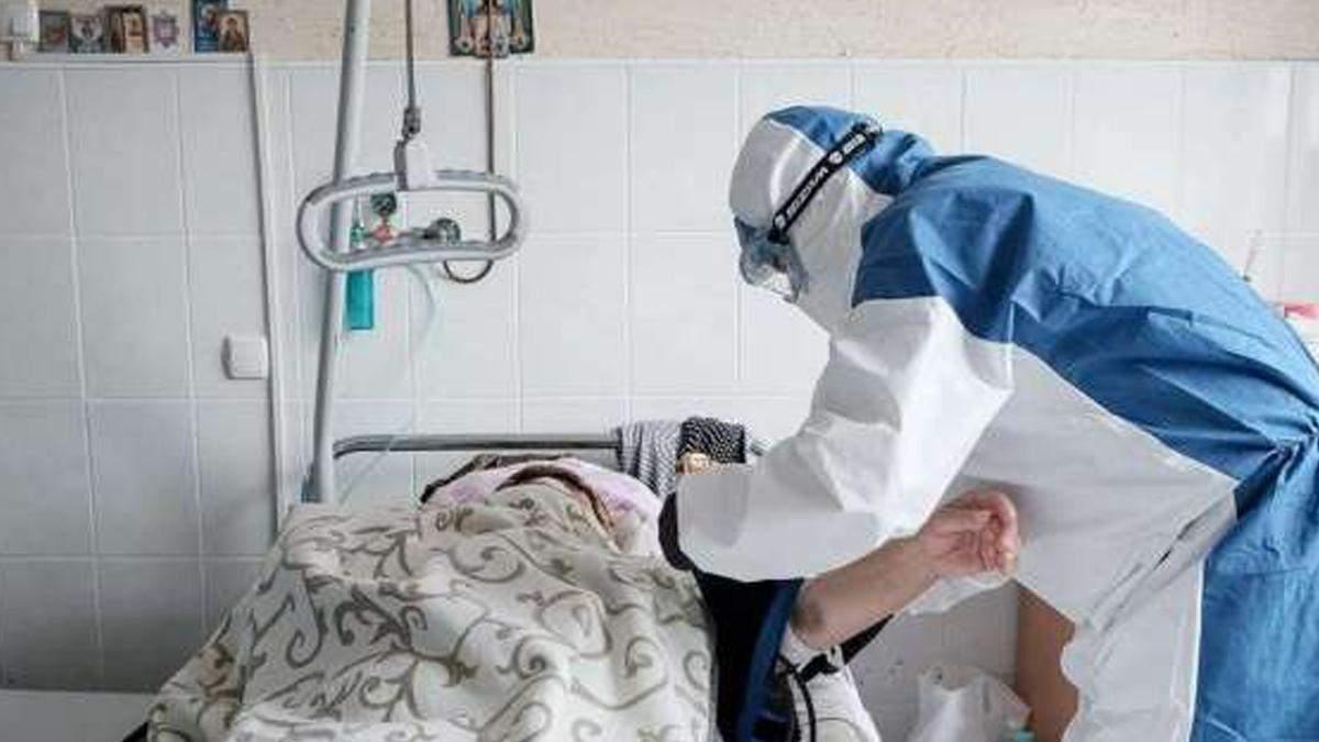 У Києві та області за добу від COVID-19 не померла жодна людина