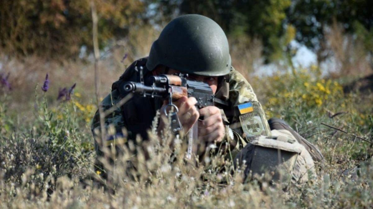 Сколько военных погибли во время перемирия на Донбассе