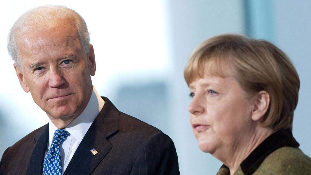 Угода Байдена – Меркель нікого не влаштовує