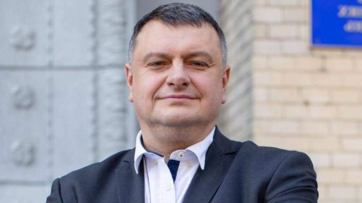 Зелеснький змінив главу Служби зовнішньої розвідки: очолив Литвиненко
