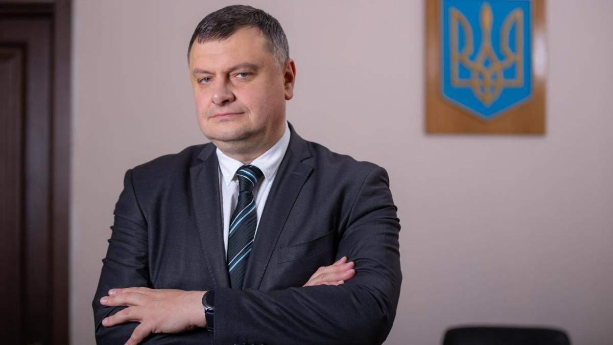 Що відомо про нового главу СЗР Олександра Литвиненка