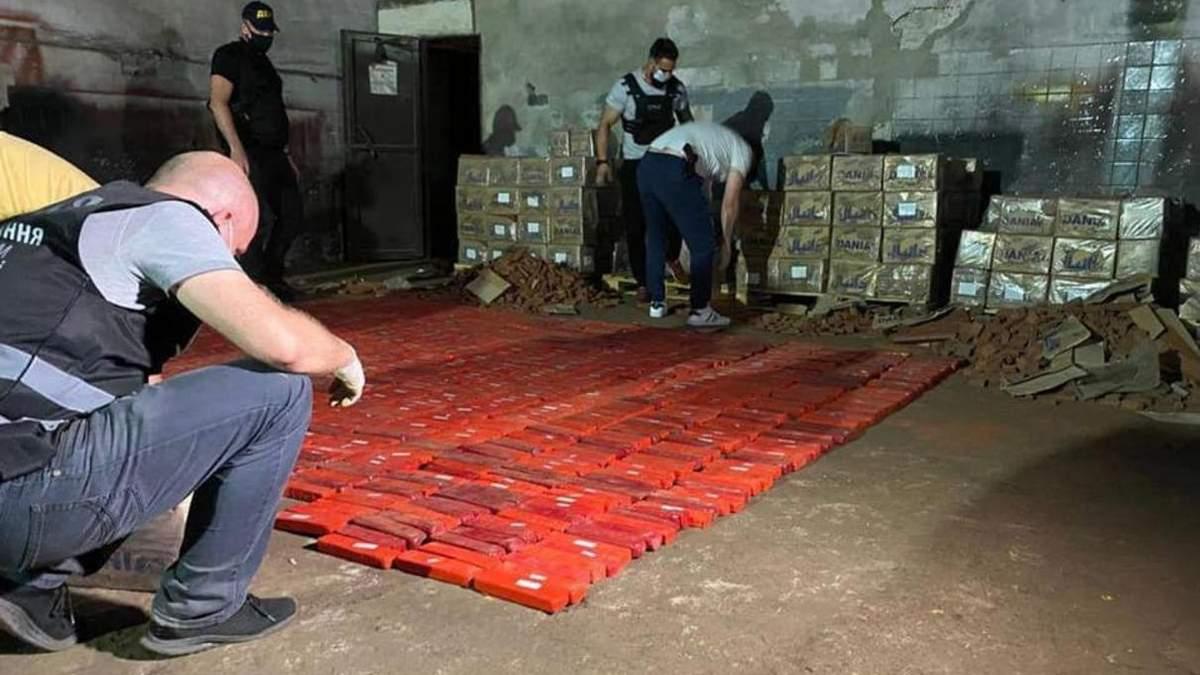 Героина на 1 миллиард: в Украине перекрыли канал контрабанды