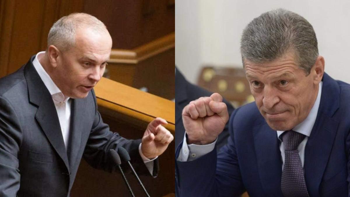 Козак, Шуфрич і Путін намагаються приписати Україні гріхи Росії