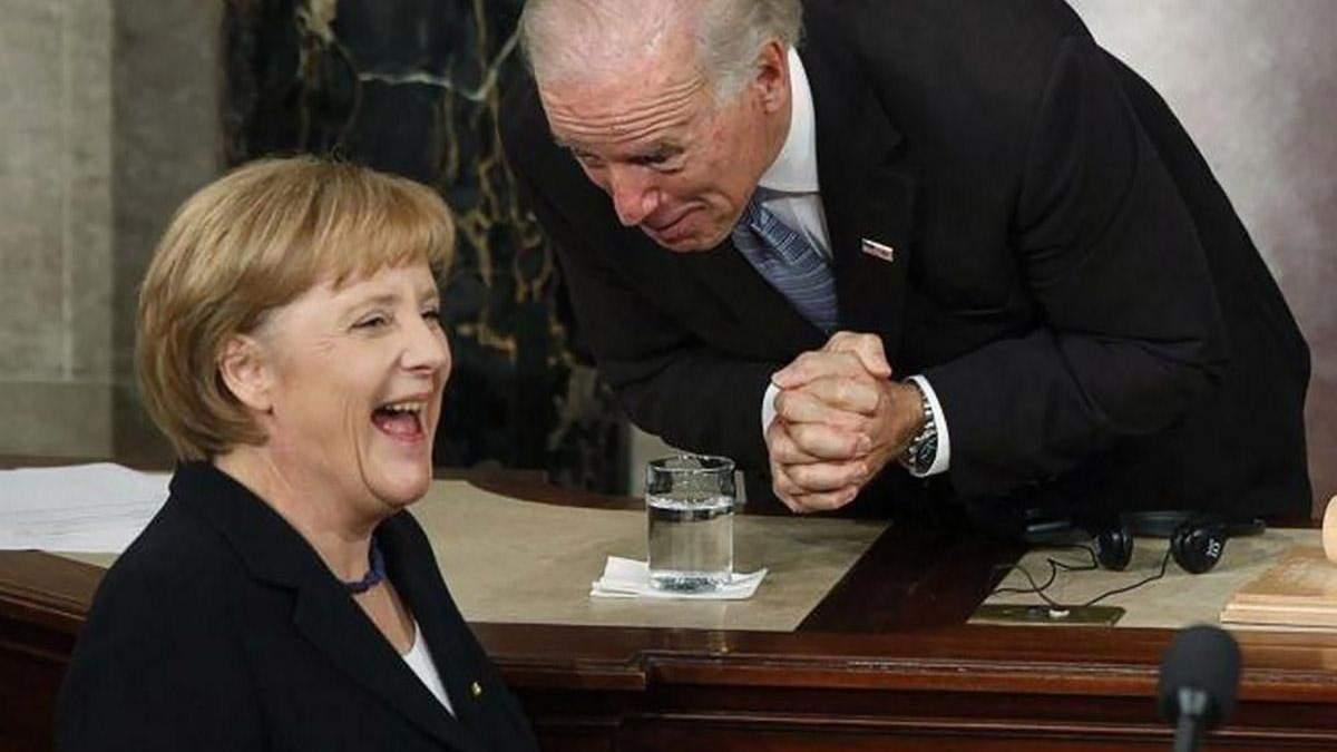 Печий: Соглашение Байдена и Меркель – начало очень громкой истории