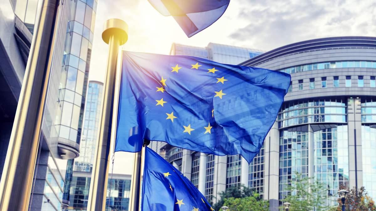Єврокомісія отримала ноту України через угоду щодо Північного потоку-2