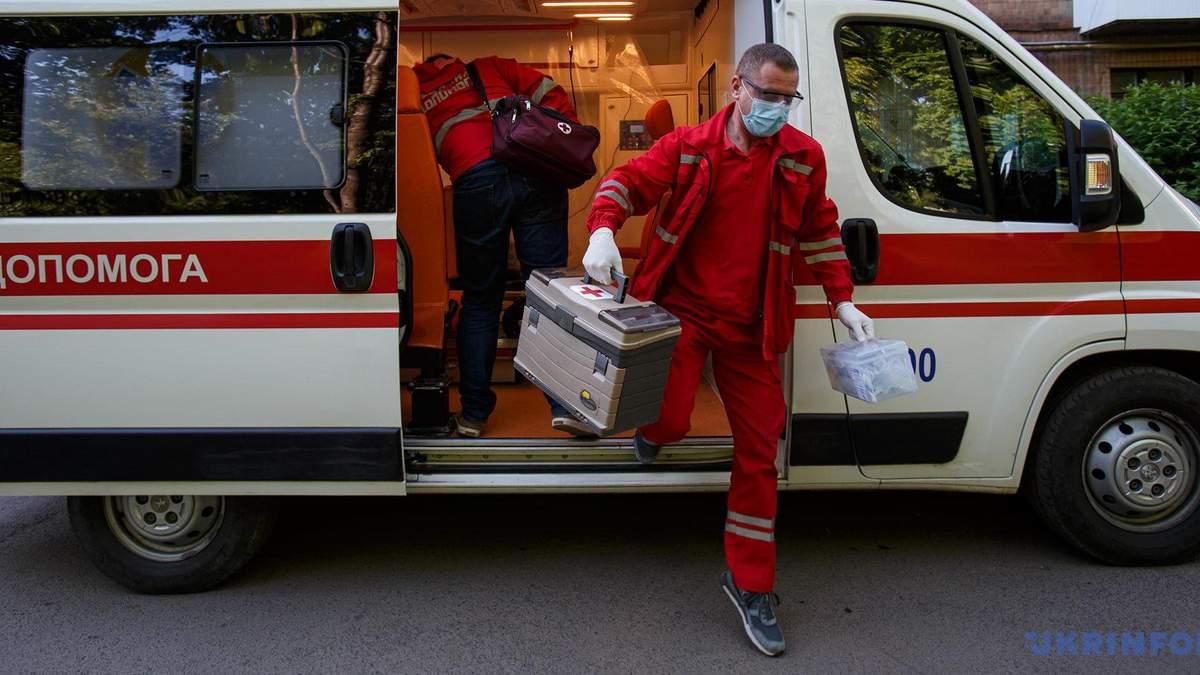 После обстрела оккупантов: житель Марьинки получил ранения