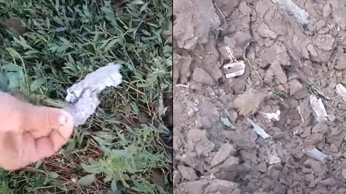 На Николаевщине во время учений на полигоне разорвался снаряд: видео