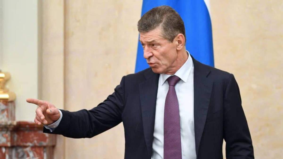 Росія знову намагається врятувати Україну, – Соляр про Дмитра Козака