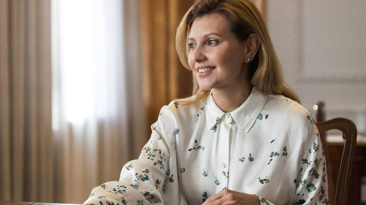 Зеленская проведет в Киеве саммит первых леди и джентльменов перед Днем Независимости