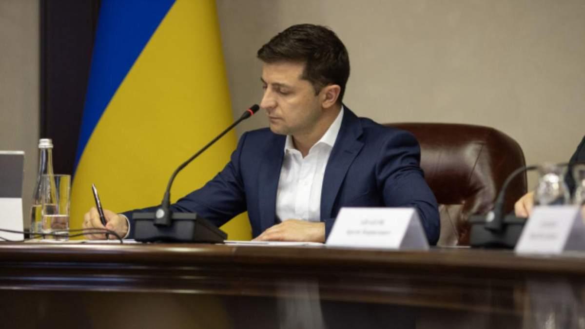 Зеленский ввел в действие решение СНБО по приближению к НАТО