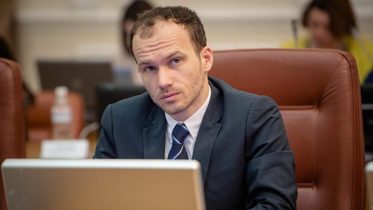Собирается ли Малюська в отставку: что говорит министр юстиции