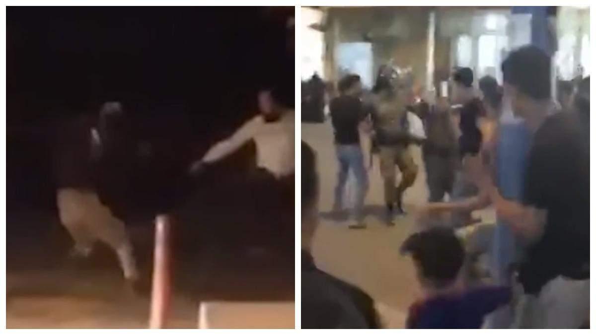 В Иране полиция стреляла в людей, что протестовали из-за нехватки воды