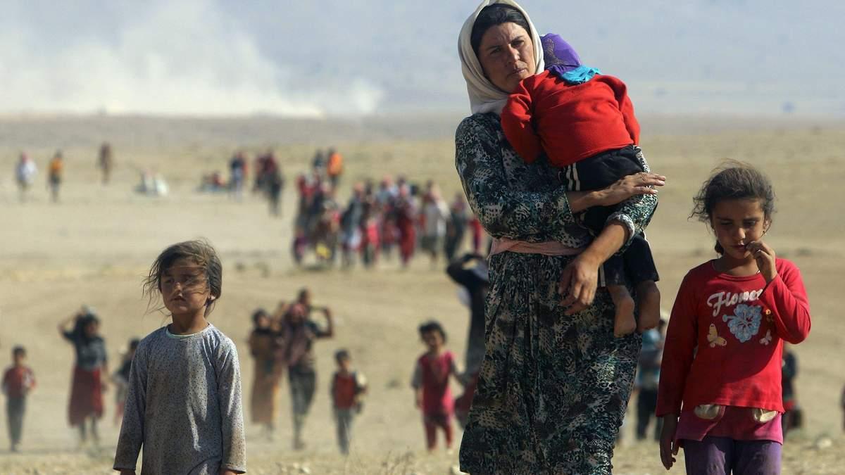 Таджикистан може прийняти майже 100 тисяч біженців з Афганістану