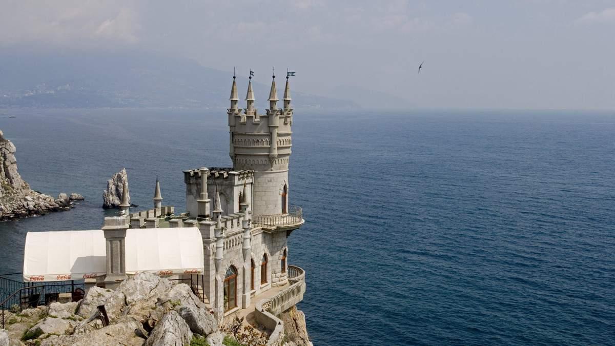 Крым обозначен территорией Украины на сайте Олимпиады в Токио