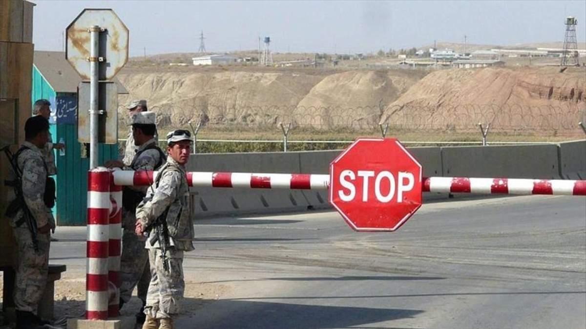 На кордоні Таджикистану та Киргизстану сталась перестрілка 24.07.2021