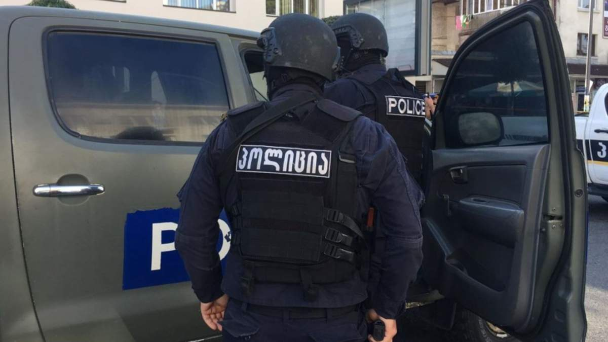 У Тбілісі затримали підозрюваного в побитті Лексо Лашкарава