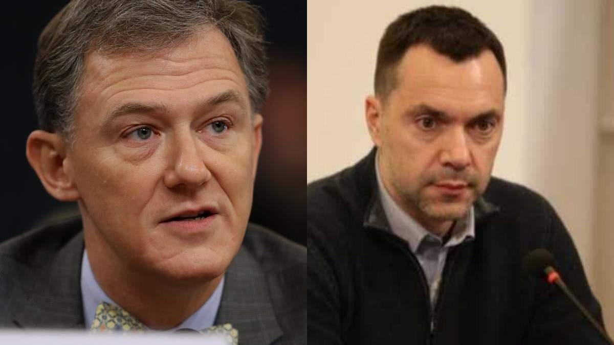 У США прокоментували заяву Арестовича про переорієнтацію України