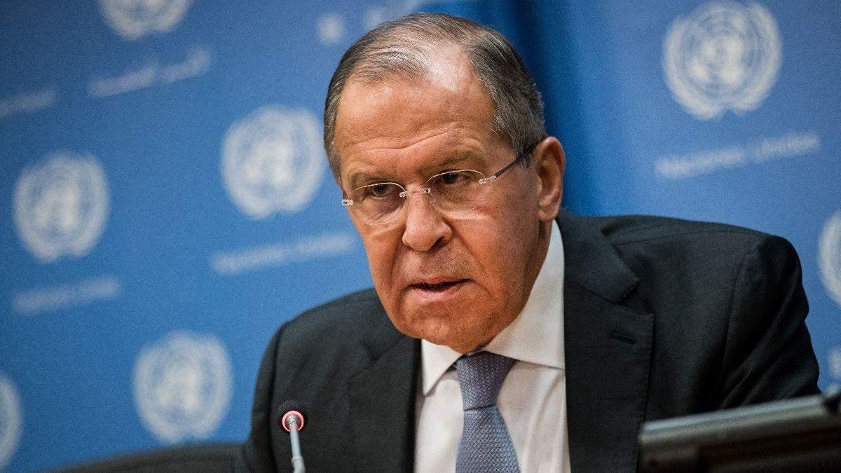 Лавров заявив, що США нібито створили розкольницьку ПЦУ