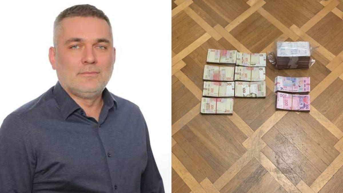 Мера пресечения заместителю председателя Харьковского облсовета Малышу