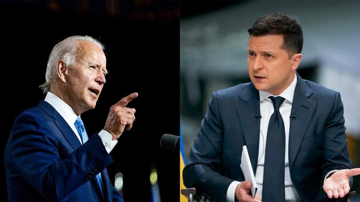 Про що говоритимуть Байден та Зеленський: теми зустрічі 30 серпня 2021