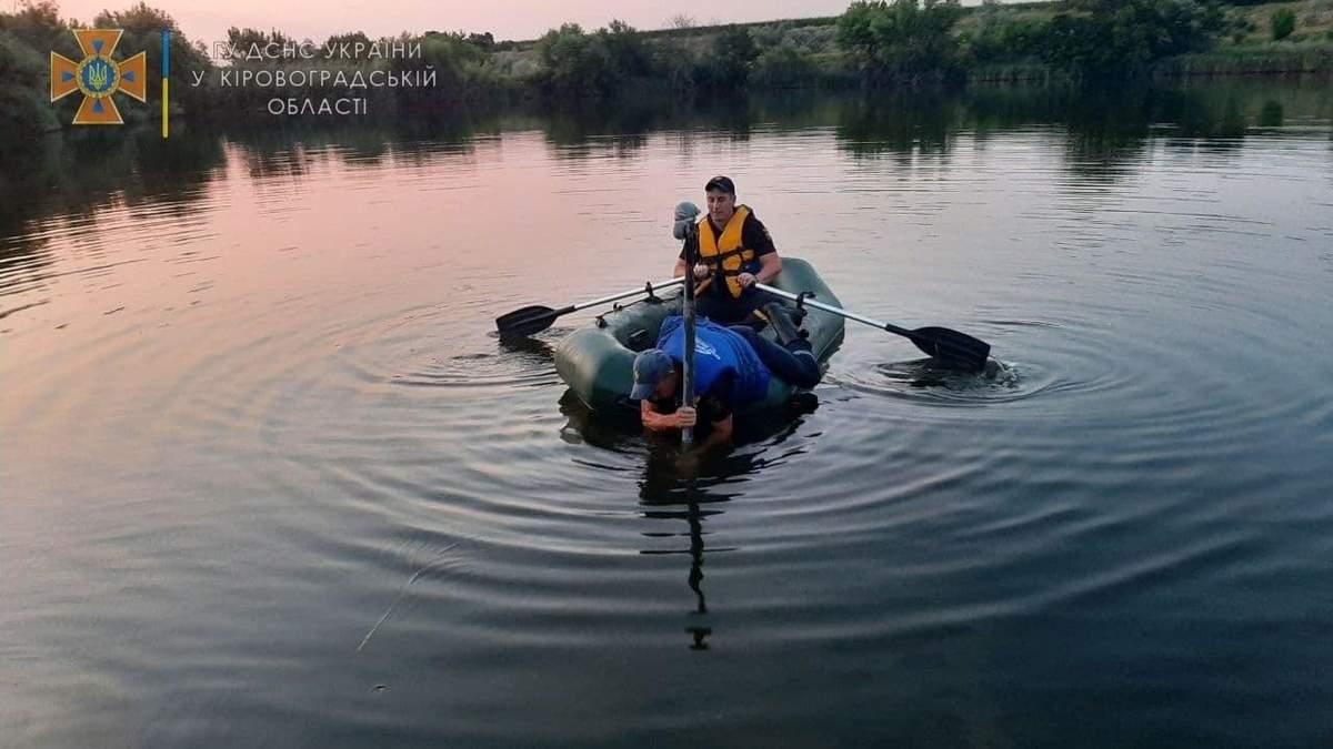 На Кіровоградщині трагічно потонули 2 дівчинки