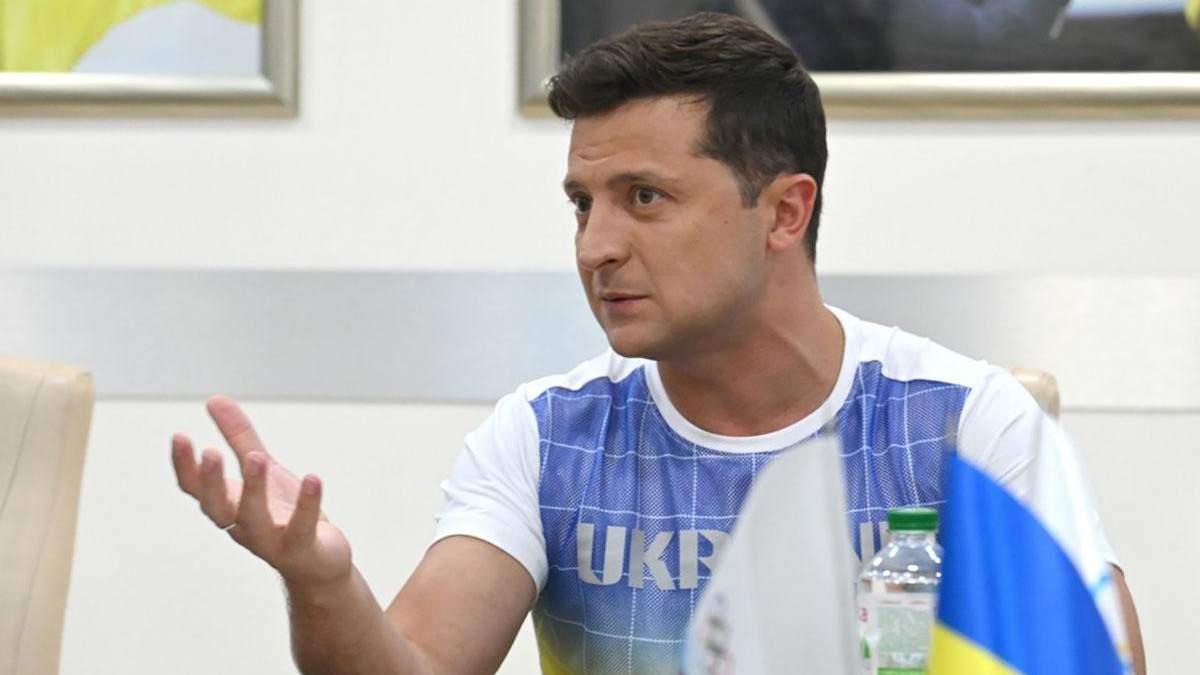 Зеленський привітав олімпійського призера Ігоря Рейзліна