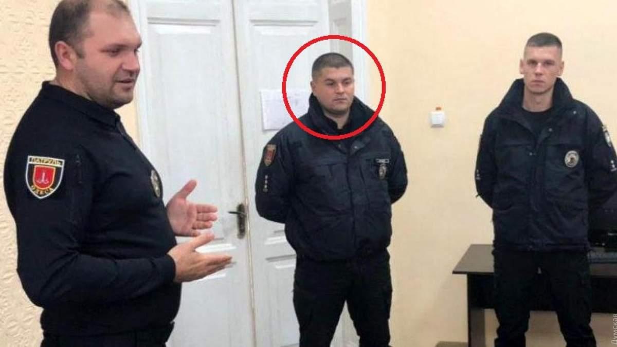 На Одещині шукають заступника глави поліції