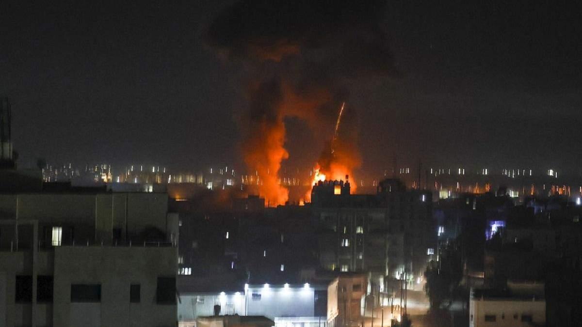 Ізраїль у вогні: ХАМАС дистанційно влаштовує пожежі
