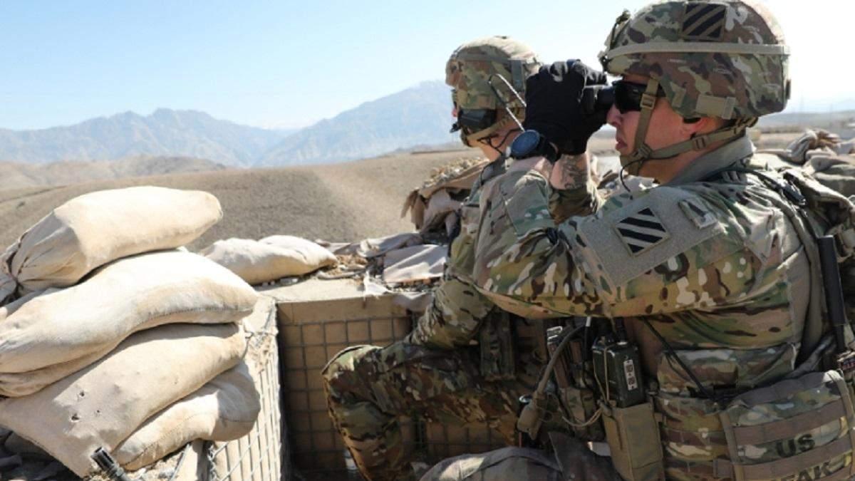 Атаки Талибана: США обещают помощь Афганистану