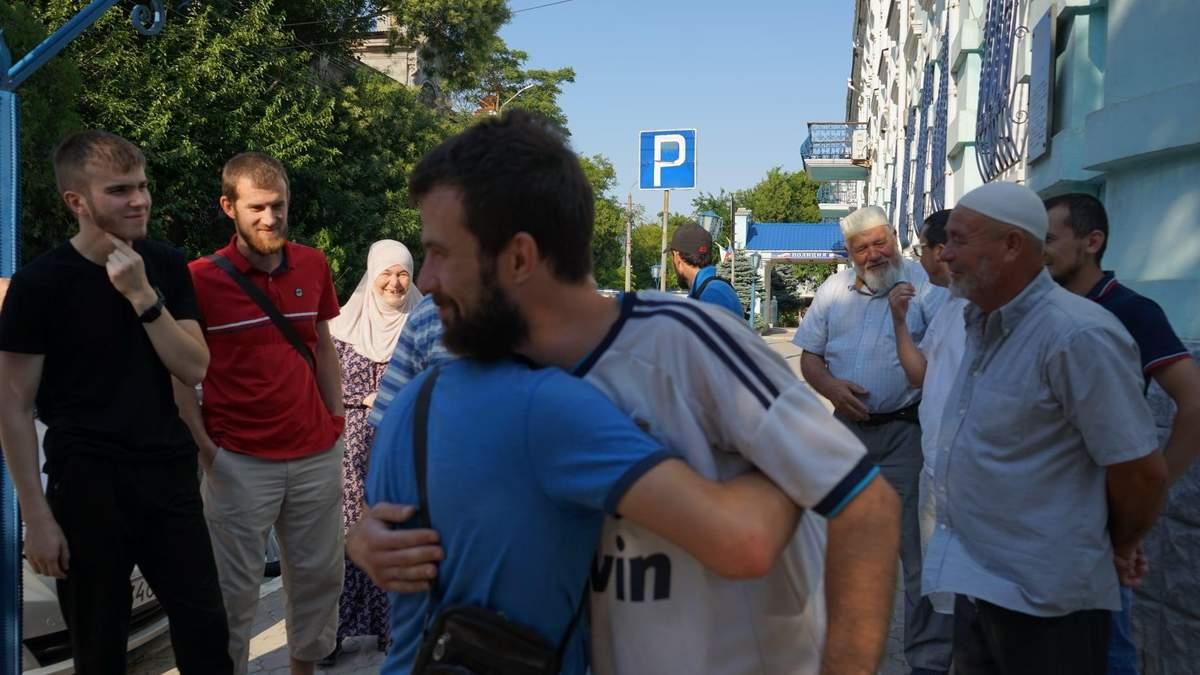 Затриманого в Євпаторії кримського татарина випустили із СІЗО