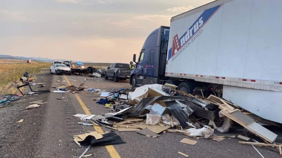 Піщана буря у штаті Юта спричинила масову автотрощу